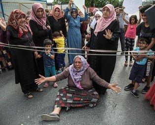 Başakşehir'de vatandaşlar isyan etti!