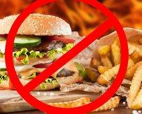 En zararlı besinler! Adeta zehir listesi
