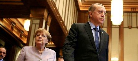 Erdoğan'dan Almanya'ya kritik ziyaret