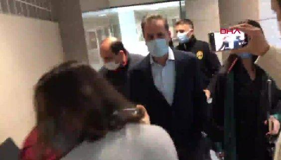 Hakim karşısına çıkan Ozan Güven'in mahkemeden ilk görüntüsü!
