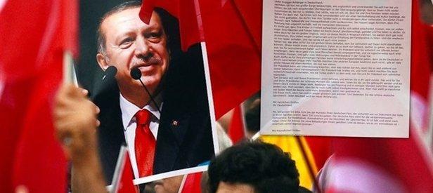 Naziler, Türkleri böyle tehdit ediyor
