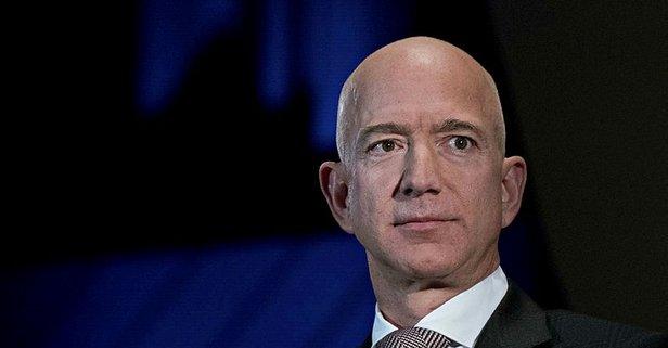 Bezos'un serveti rekor kırdı!