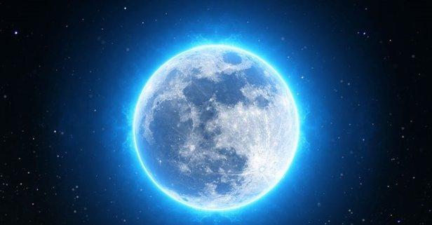NASA açıkladı! Mavi Dolunay ne zaman görülecek? Mavi Dolunay nedir, nasıl olur?