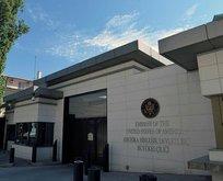 ABDnin Ankara Büyükelçiliğine saldırıda flaş gelişme!