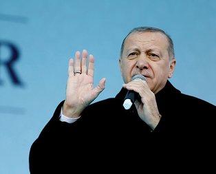 Başkan Erdoğan Bay Kemal'e sert çıktı
