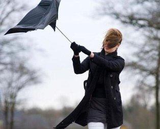 Meteoroloji'den son dakika kuvvetli rüzgar uyarısı! 23 Temmuz hava durumu