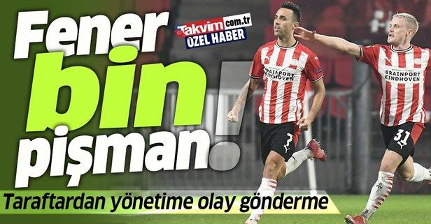 Fenerbahçe'nin Eran Zahavi pişmanlığı!