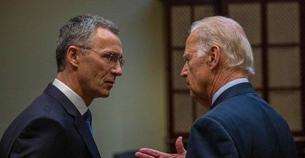 Biden'dan NATO'ya transatlantik taahhüdü