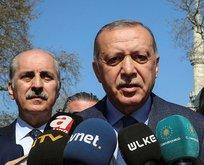 Başkan Erdoğan'dan İmamoğlu'na sert sözler