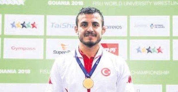Mustafa Sessiz dünya şampiyonu