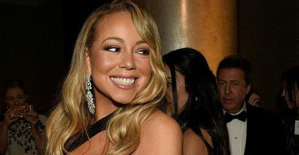 Mariah uslu durmuyor!