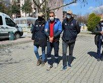 Eylem hazırlığındaki terörist tutuklandı!