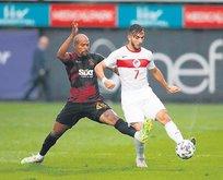 Galatasaray, Ümitler'e diş geçiremedi