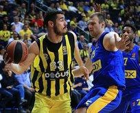 Fenerbahçe Doğuştan Maccabie farklı tarife