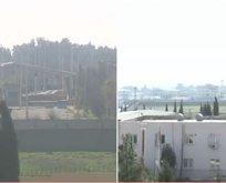 İşte YPG'nin Tel Abyad'daki karargahı