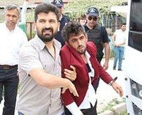 Elbistanda Akşenere tepki gösteren kişi darbedildi