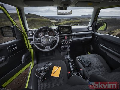 Yeni Suzuki Jimny Türkiyeye ne zaman gelecek? 2019 Suzuki Jimnynin motor ve donanım özellikleri neler?