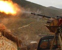 MSB duyurdu: Tel Rıfat'taki PKK'lılar vuruldu