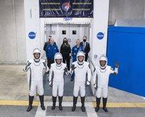 NASA ve SpaceX düğmeye bastı! Uzaya gidiyorlar