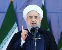 İran'dan ABD'ye siyasi uyarı