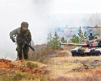NATOdan Türkiyeye saldırı hazırlığı