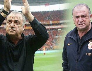 Fatih Terim'den olay yaratan açıklama 'Galatasaray'da teknik direktörlük ceketini astım'