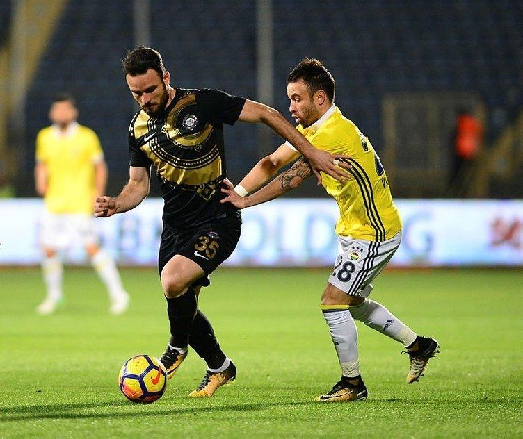 Süper Ligde sözleşmesi bitecek futbolcular