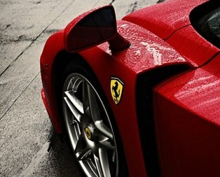 Ferrari karavan üretirse!
