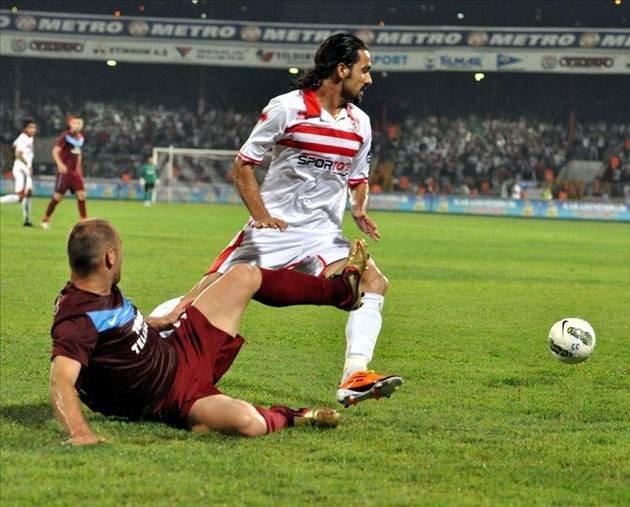 Samsunspor-Trabzonspor