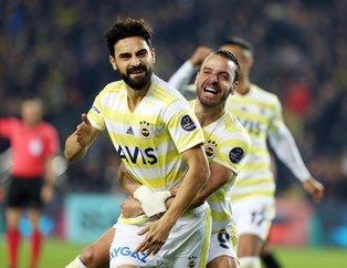 Kadıköy'de 5 gollü düello (MS: Fenerbahçe 3-2 Yeni Malatyaspor)
