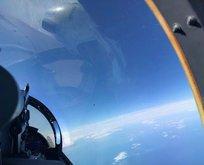 Pentagon raporunda yer alıyor! UFO fotoğrafı sızdı