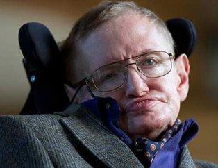 Dünyaca ünlü fizikçi Stephen Hawking'ten hafızalara kazınan 'kıyamet' uyarıları
