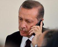 Erdoğan'dan Filistinliler için kritik görüşmeler