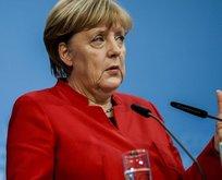Merkel'in umudu Türkiye