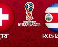 İsviçre - Kosta Rika maçı ne zaman, saat kaçta oynanacak ve hangi kanalda yayınlanacak?