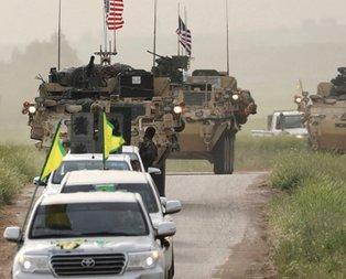 ABDden PKK/PYDye 120 adet zırhlı araç