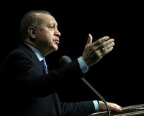Erdoğan, Zeytin Dalı Harekatı ile ilgili bilgi aldı