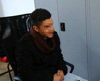 Terörist olmayı kabul etmedi Türkiye'ye sığındı