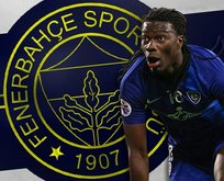 Ve Fenerbahçe'yi resmen duyurdu! Gomis...
