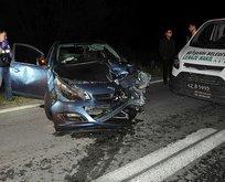 Konya'da zincirleme kaza! Ölü ve yaralılar var