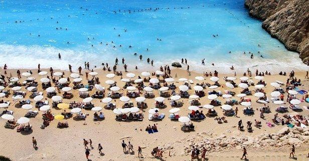 Turizmde yeni rekor! 48 milyonu aştı