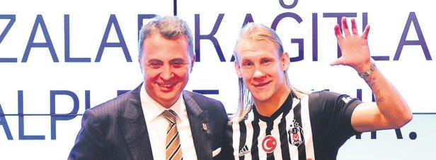 Come to Beşiktaş Mandzukic