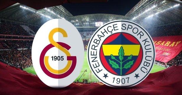 Şifresiz Fenerbahçe - Galatasaray anlatım canlı izle!