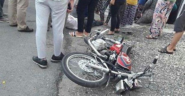 Osmaniye'de feci kaza! 19 yaşındaki genç...