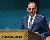Cumhurbaşkanlığı Sözcüsü Kalın'dan Ayasofya açıklaması!