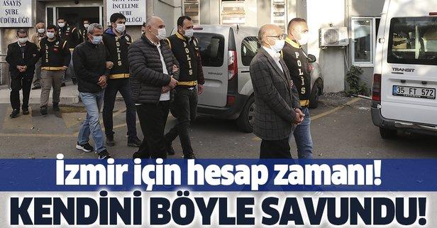 İzmir'deki depremde flaş! 9 şüpheli adliyede
