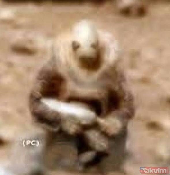 Mars'tan gelen bu fotoğraflar dünyayı hayrete düşürdü!