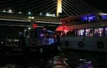 İstanbul Boğazı'nda COVID-19 denetimi