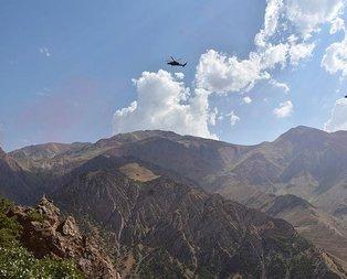 PKK'ya 3 ilde 'Kıran Operasyonu'! Terör mevzileri canlı yayında vuruldu