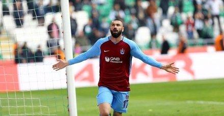 Trabzonspor, Burak Yılmaz'ın sözleşmesini fesh etti!